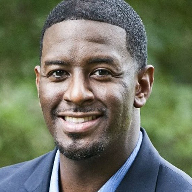 avatar for Andrew Gillum