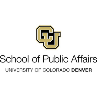 avatar for School of Public Affairs, University of Colorado Denver