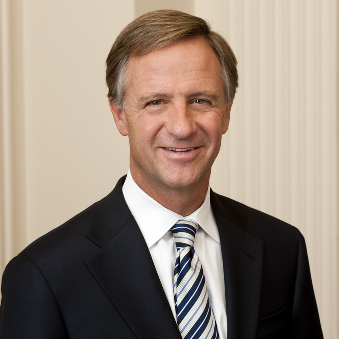 avatar for Bill Haslam