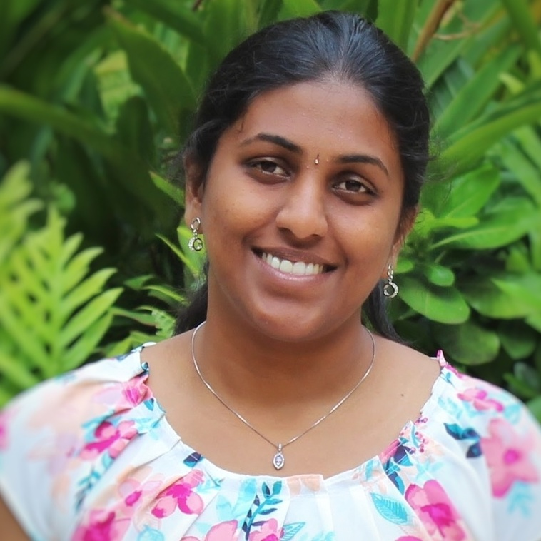 avatar for Priyadarshini	Rajendran
