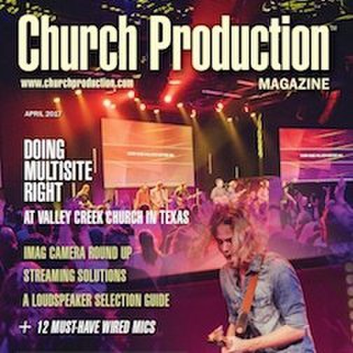 avatar for Church Production Magazine