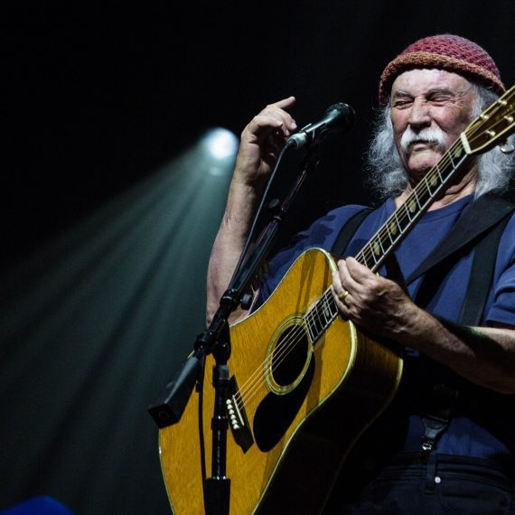 avatar for David Crosby & Friends