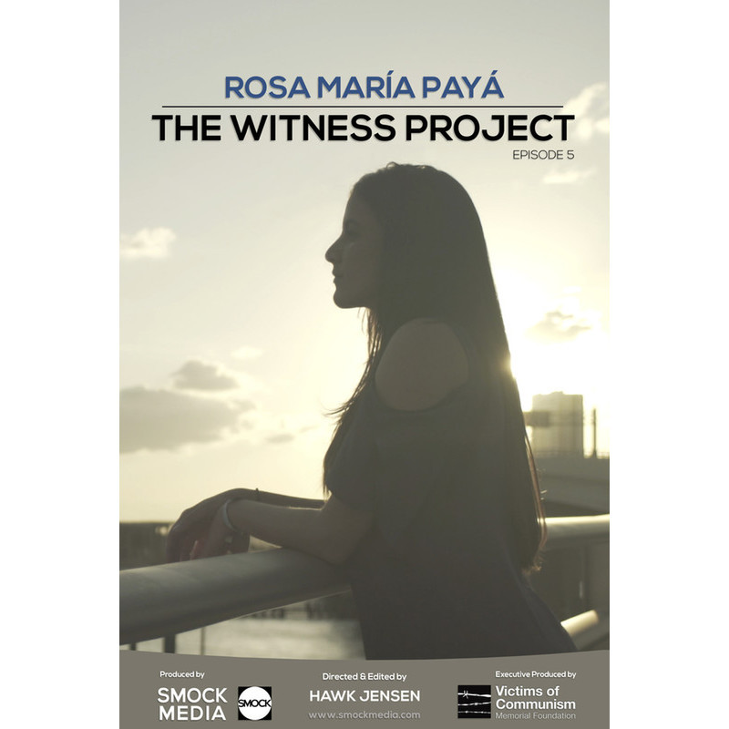 avatar for Rosa Maria Paya: The Witness Project (9 min) Hawk Jensen, dir.