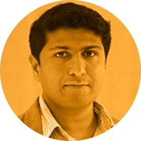 avatar for Vijay Reddy, Intel Capital