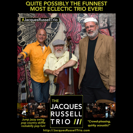 avatar for Jacques Russell Trio