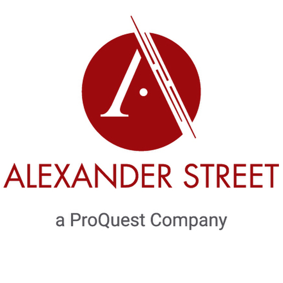 avatar for Alexander Street- a ProQuest Company