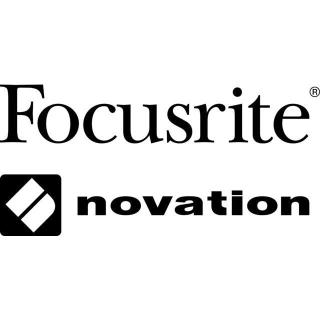 avatar for Focusrite Novation Inc.