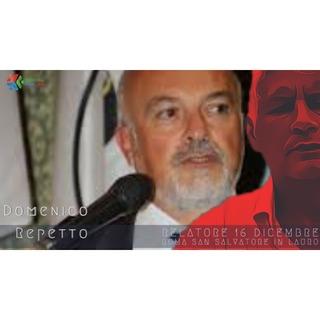 Domenico Repetto, Dirigente presso l'Agenzia per la Coesione