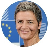 avatar for Her Excellency Margrethe Vestager