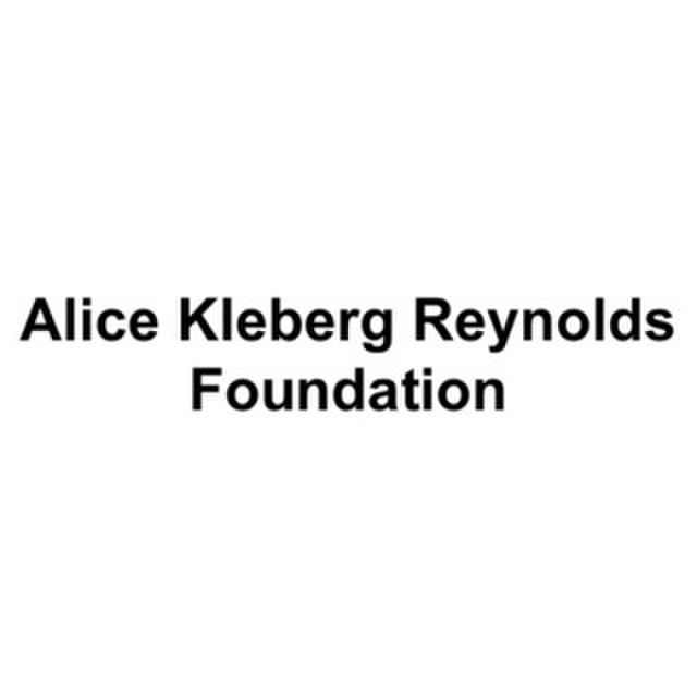 avatar for Alice Kleberg Reynolds Foundation