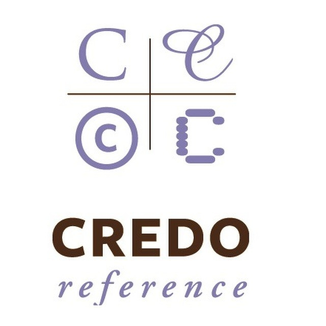 avatar for Credo Reference