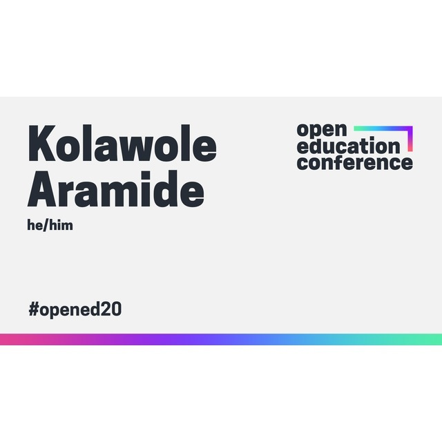 avatar for Kolawole Aramide
