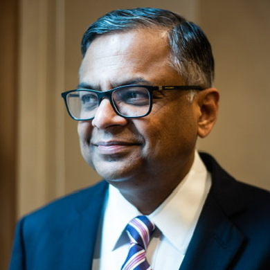 avatar for Natarajan Chandrasekaran
