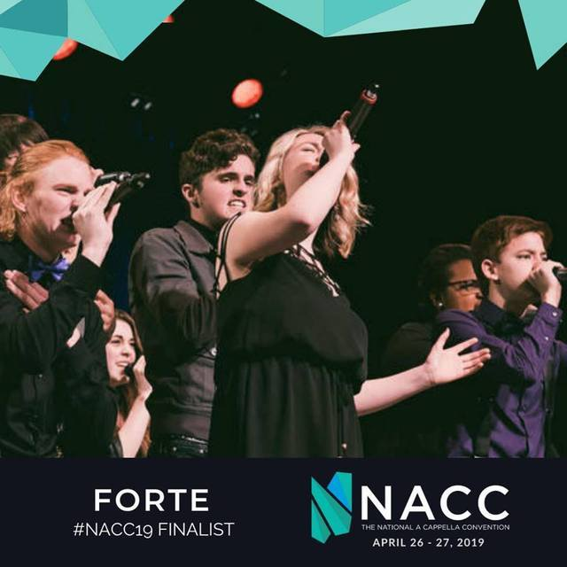 National A Cappella Convention 2019: Full Schedule