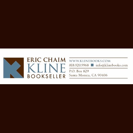avatar for Eric Chaim Kline Bookseller