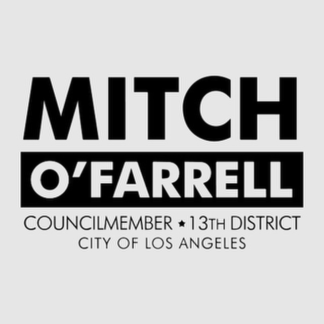 avatar for Los Angeles City Council, District 13