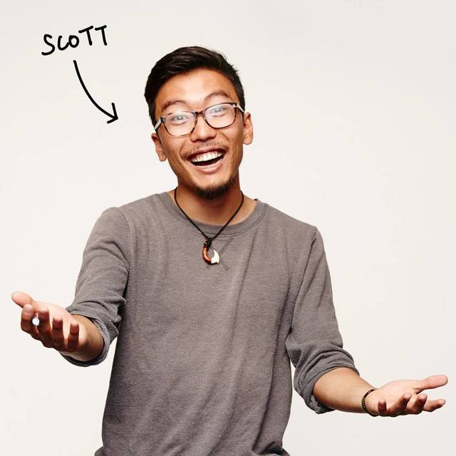 avatar for Scott Shigeoka