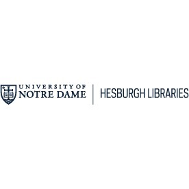 avatar for Hesburgh Libraries University of Notre Dame