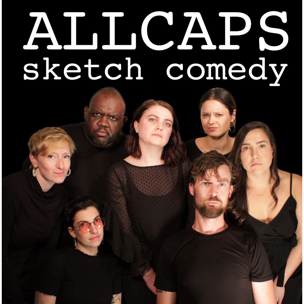 avatar for ALL CAPS Sketch Comedy