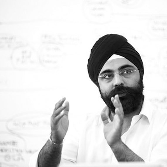 avatar for Indy Johar