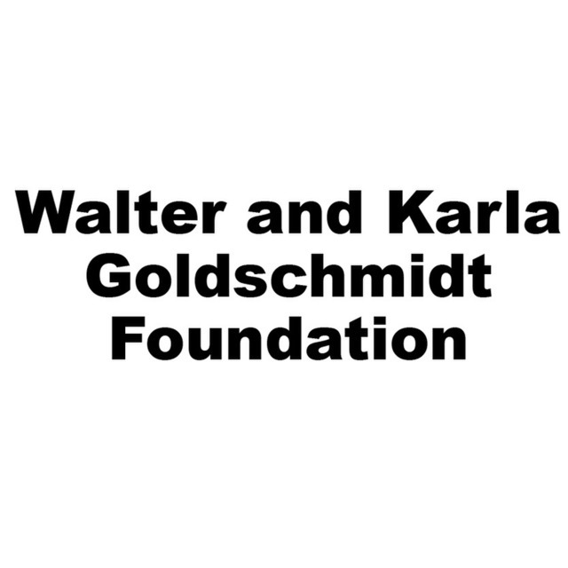 avatar for Walter and Karla Goldschmidt Foundation