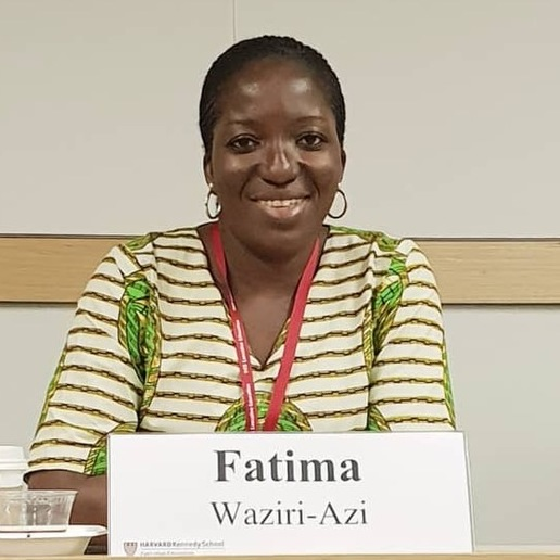avatar for Dr. Fatima Waziri - Azi