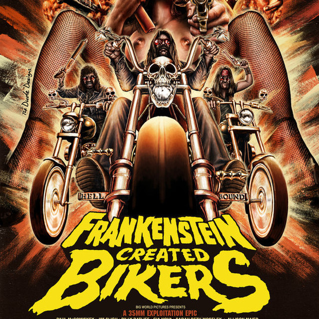avatar for Frankenstein Created Bikers