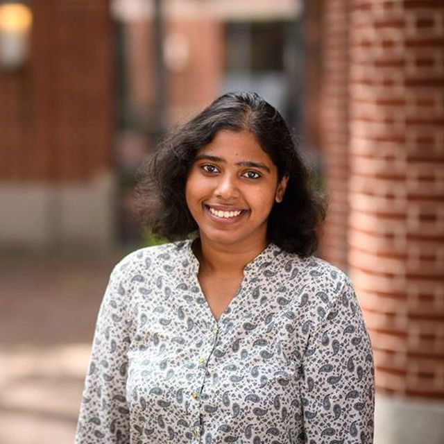 avatar for Sharada Srinivasan