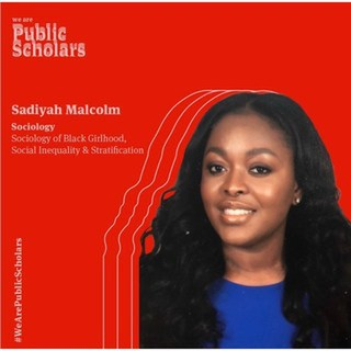 avatar for Sadiyah Malcolm