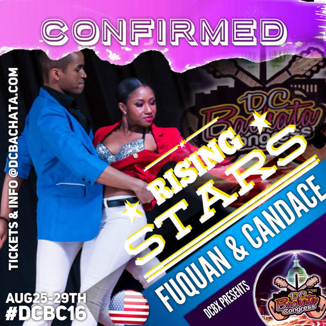 avatar for Fuquan Ferrell and Candace Joyner - Fuego Y Hielo Dance Company - RISING STARS