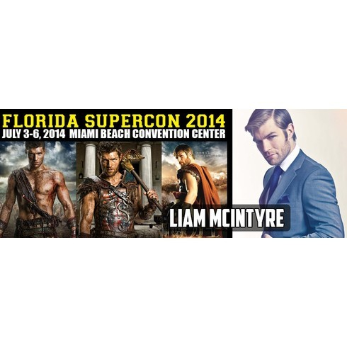 avatar for Liam McIntyre