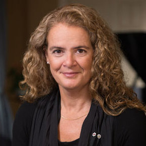 avatar for Her Excellency the Right Honourable Julie Payette
