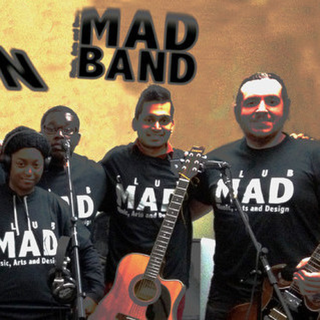 avatar for MAD REVOLUTION BAND