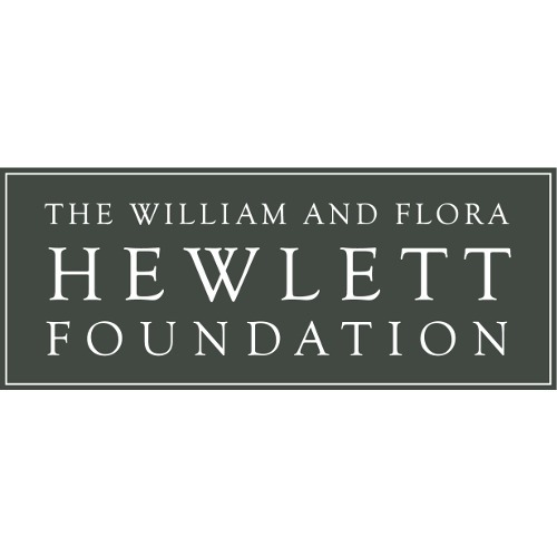 avatar for The William and Flora Hewlett Foundation