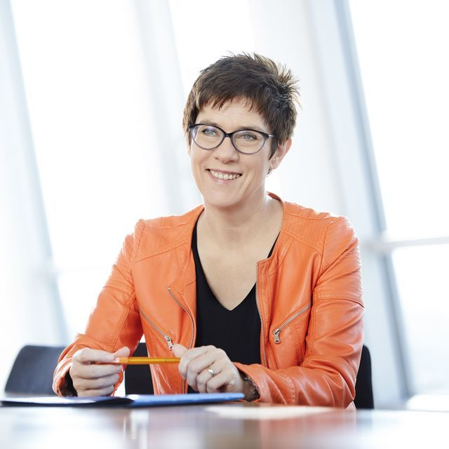 avatar for Annegret Kramp-Karrenbauer