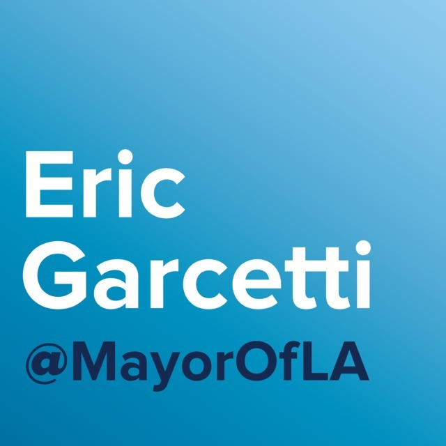 avatar for Los Angeles Mayor Eric Garcetti's Office