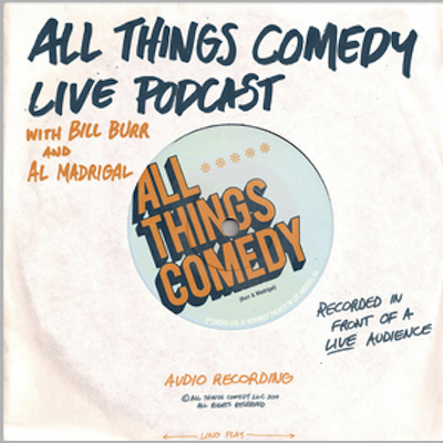 avatar for The All Things Comedy Podcast (Live Recording)