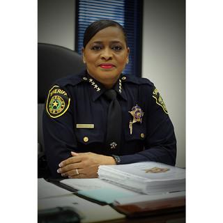 Sheriff Marian Brown