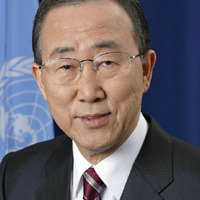 avatar for Ban Ki-moon