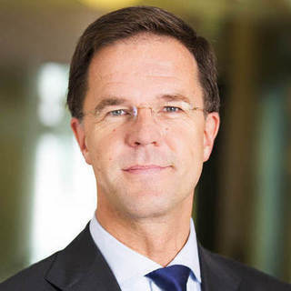 avatar for His Excellency Mark Rutte