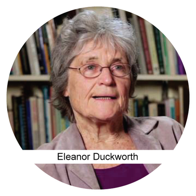 avatar for Eleanor Duckworth