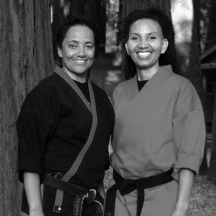 avatar for Sigung Sonya Richardson and Chief Instructor Aarin Burch