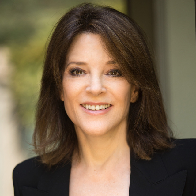 avatar for Marianne Williamson