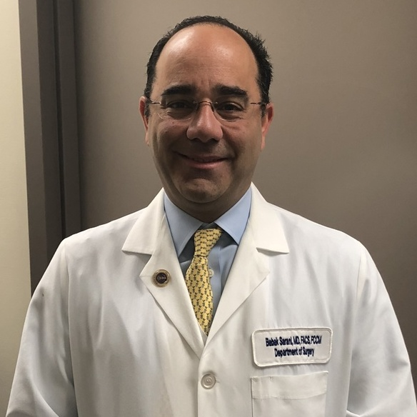 avatar for Babak Sarani, MD, FACS, FCCM