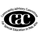 avatar for Community Advisory Committee for Special Education in Palo Alto