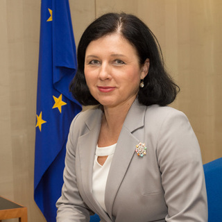 avatar for Věra Jourová
