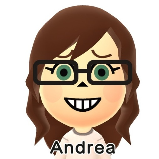 avatar for Andrea Rosales
