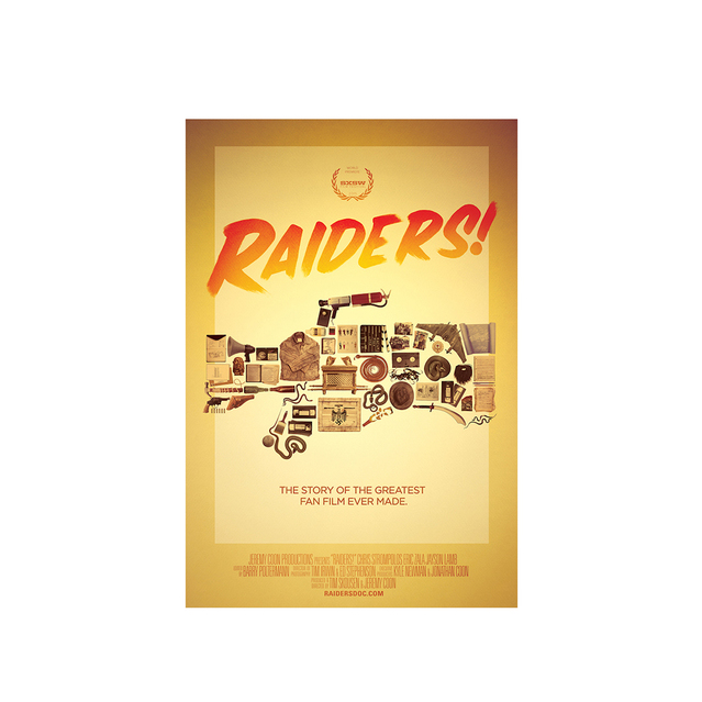 avatar for Raiders! The Story of the  Greatest Fan Film Ever Made