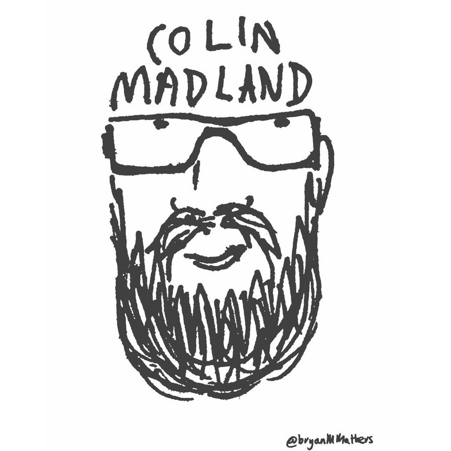 avatar for Colin Madland