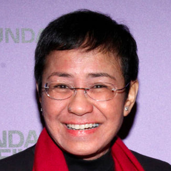 avatar for Maria Ressa